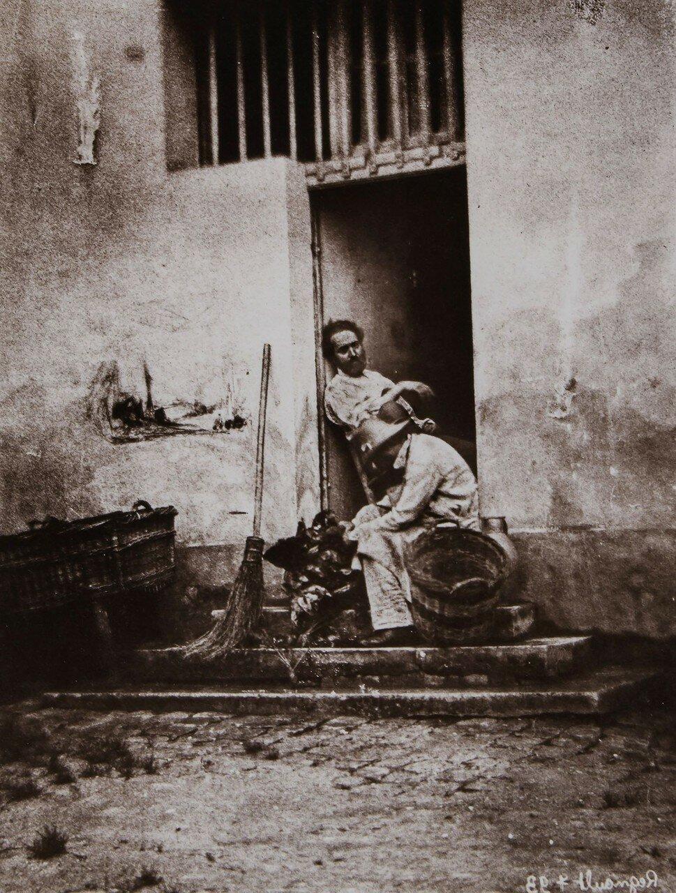 1850-е. Парижане