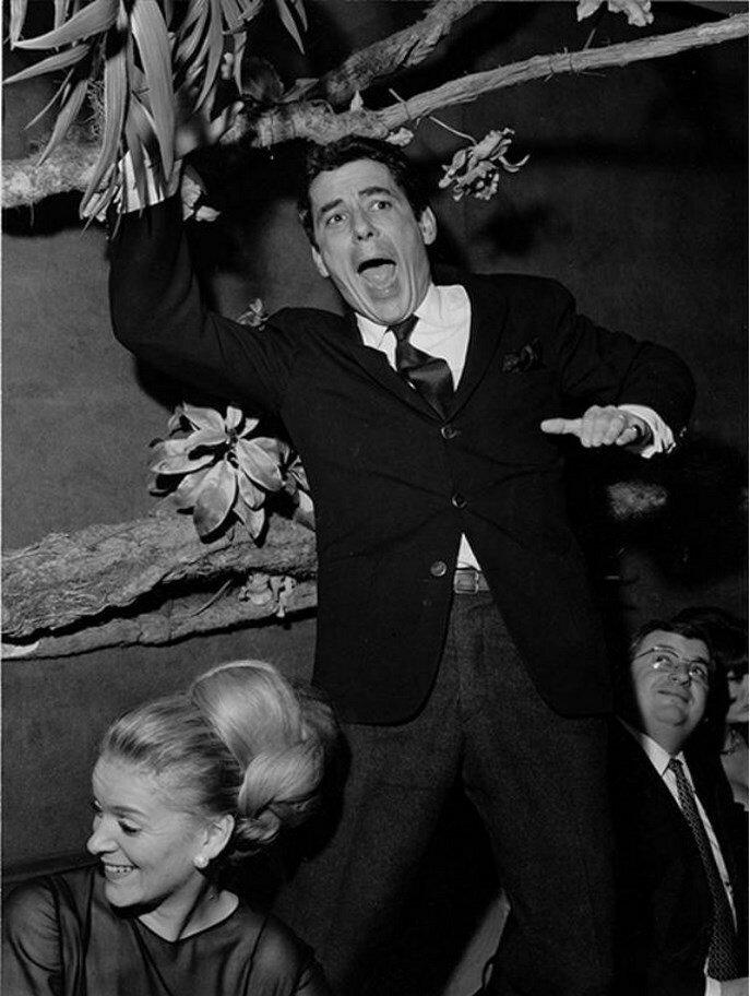 Филипп Нико (1926 - 2009) - известный французский актер и певец