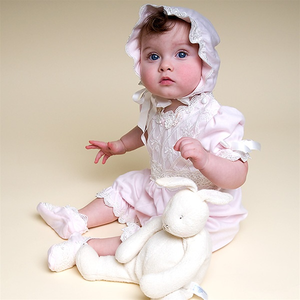 платья и аксессуары для крещения Baby Beau & Belle