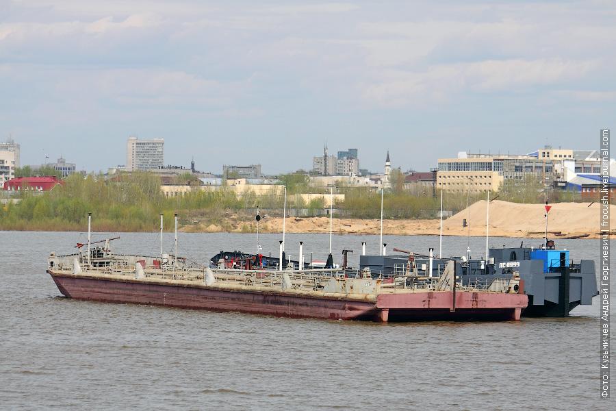 Заходим в бухту Казани