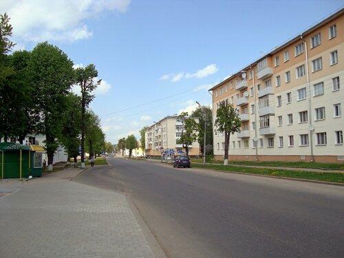 улица пока еще Войкова