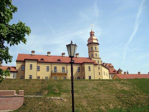 Резиденция Радзивиллов в Несвиже