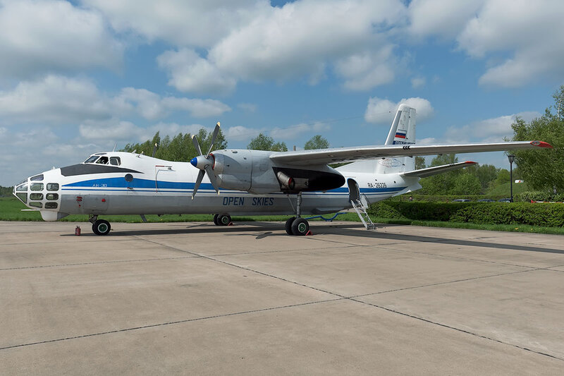 Антонов Ан-30 (RA-26226) ВВС России DSC_9955