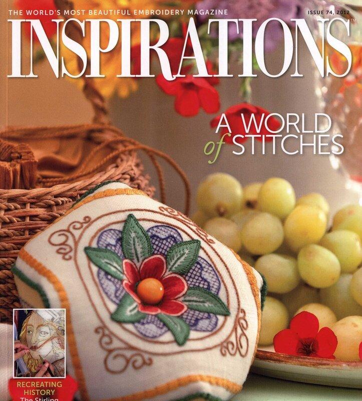 Inspirations №74 2010