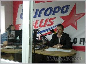 Усатый Александр Фёдорович — вице-примар Бельц