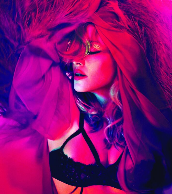 Мадонна (Madonna) 2012