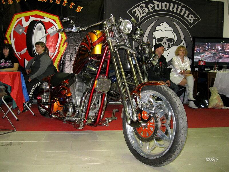 Мото клуб «Night Riders».
