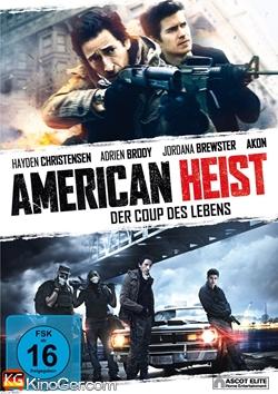 American Heist - Der Coup des Lebens (2014)