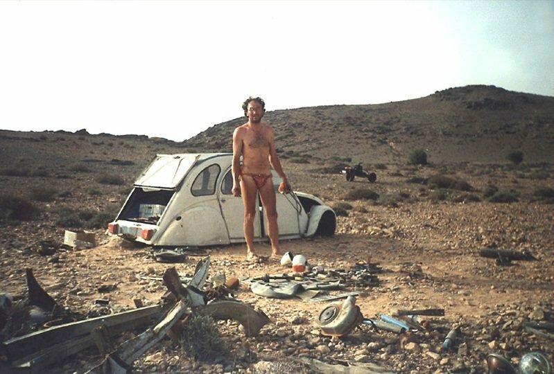 Как выжить в пустыне?