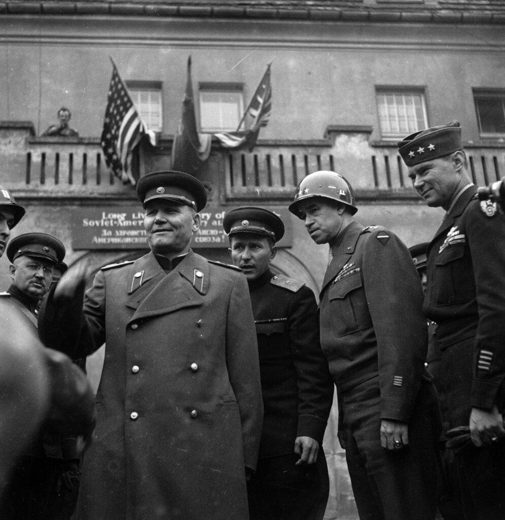 Allied Generals