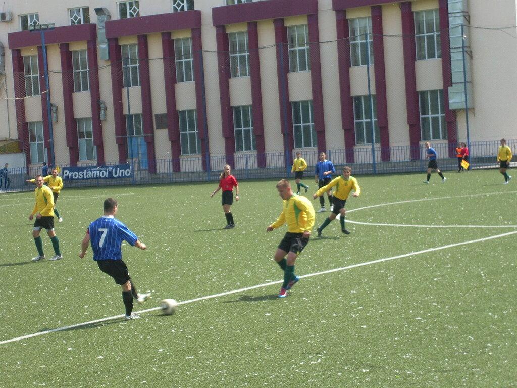 дивизия б, молдавский футбол, Виктория Бардар, женщина арбитр