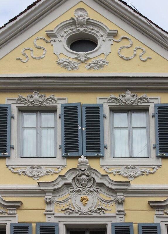 Bamberg. Messerschmitt Weinhaus (Wine house of Messerschmitt)