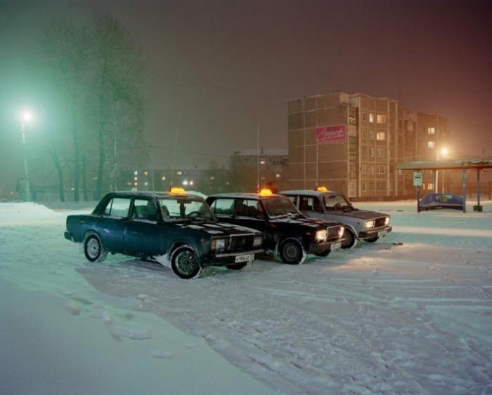 Соловки глазами французского фотографа Жан-Люка Бертини (Jean-Luc Bertini)