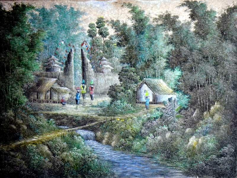 Картины Убуда