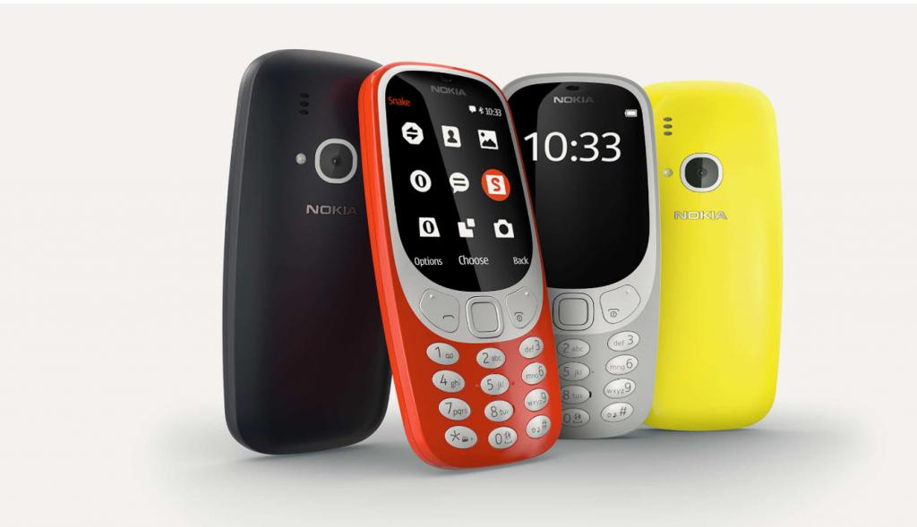 НаMWC-2017 представили Nokia 3, Nokia 5 иNokia 6