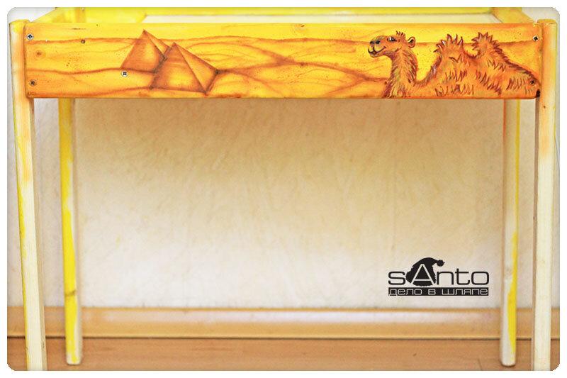 столы для песочной анимации