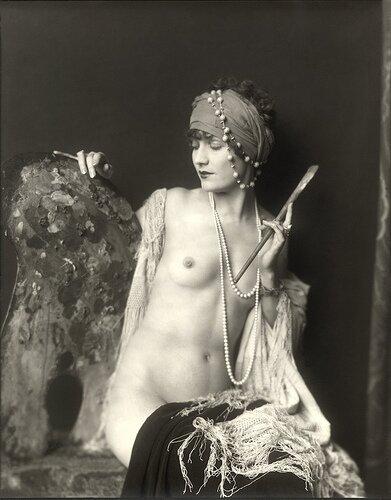 Фото женщины 20 века голые 3312 фотография