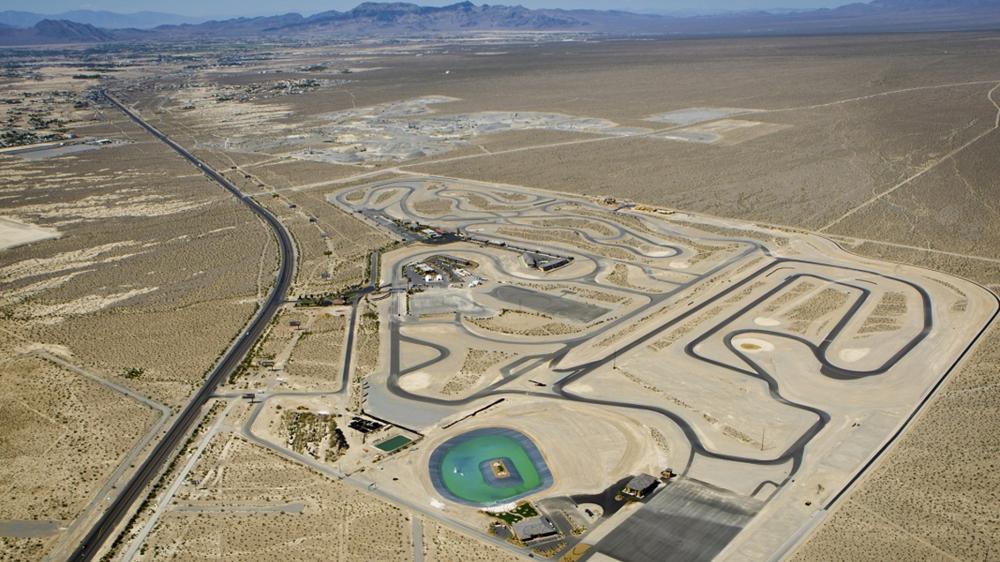 Джон Моррис хочет построить самый длинный гоночный трек в мире