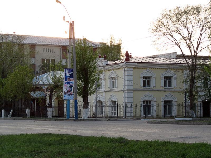 Один из старинных домов - 2012. Комментарии к фото - Кокшетау Онлайн