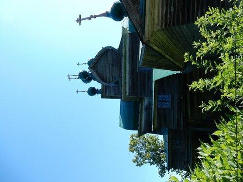 Нелазское, Церковь Успения Пресвятой Богородицы