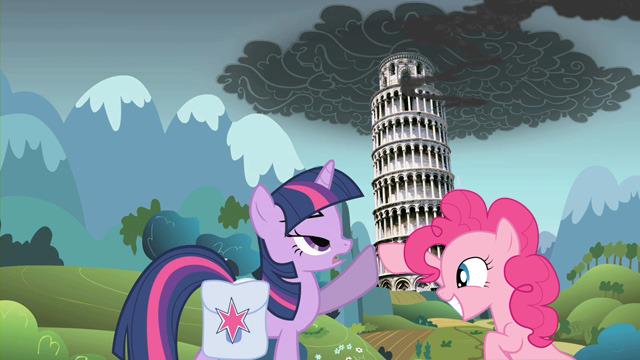 Смотреть онлайн бесплатно MLP- Friendship is Magic - Гарри Пони и дары