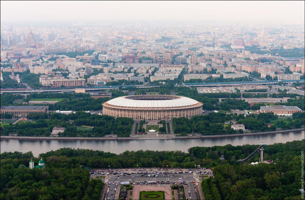 登顶莫斯科大学主楼之星 - die rose - die rose的博客