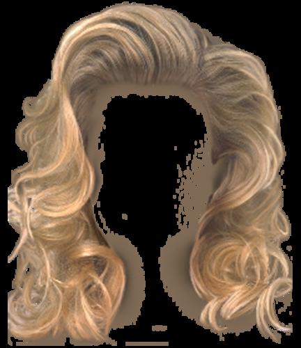 Фотошоп с женскими прическами