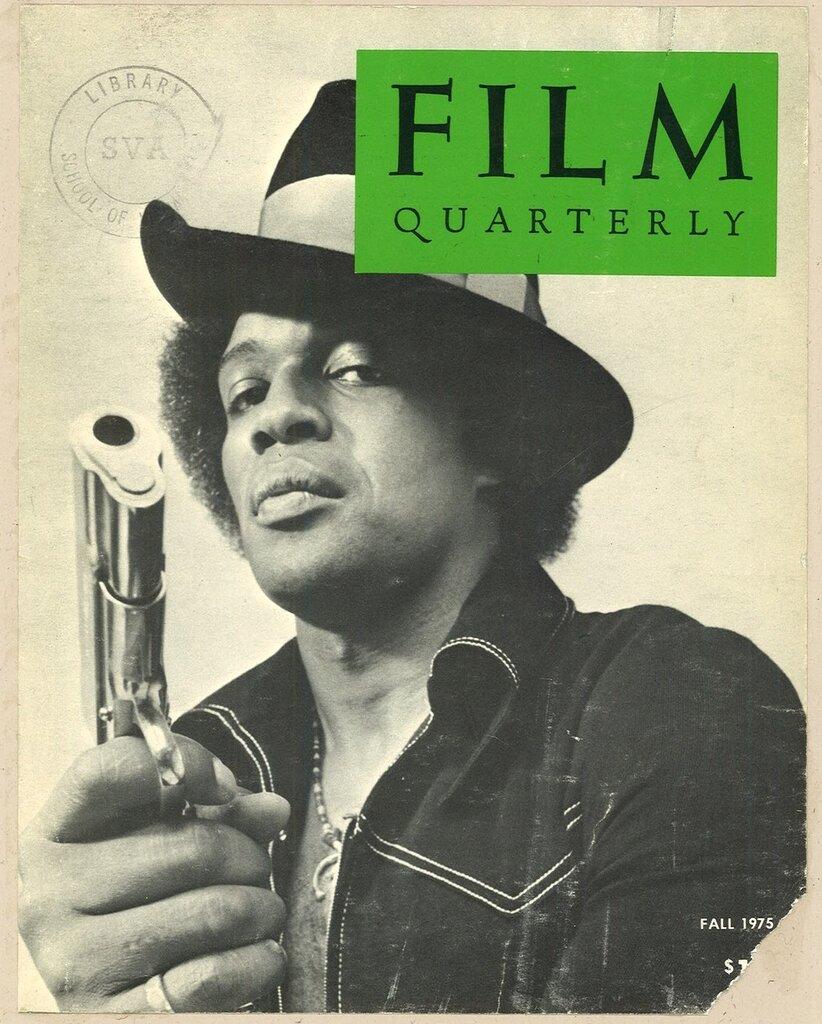 """1975. Bennie Casey as """"Hit Man."""""""