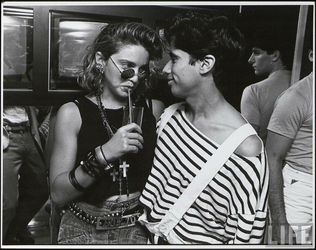 Madonna 1984-1986
