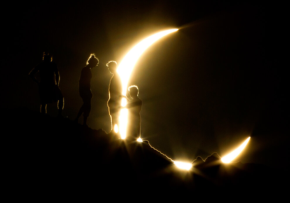 Ring of Fire Eclipse: 2012