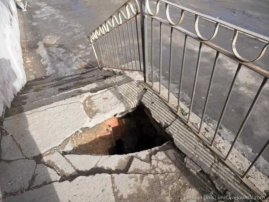 Заброшенный цех на Обводном канале