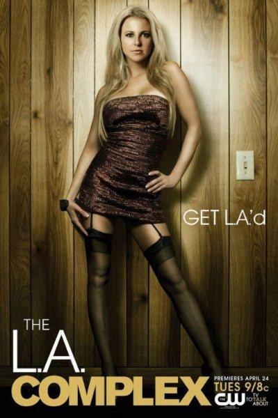 Всё сложно в Лос-Анджелесе / The L.A. Complex (1 сезон/2012/WEBDLRip)