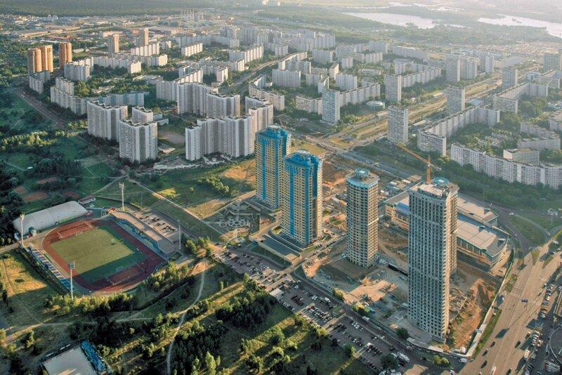 Недвижимость в Москве появляется