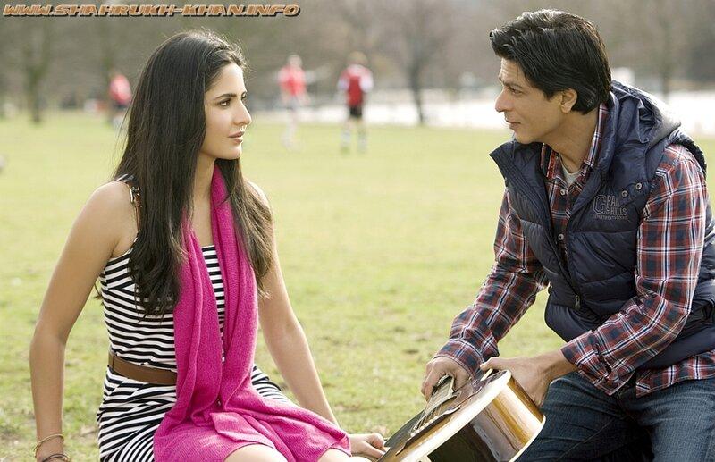 Shah Rukh & Katrina Kaif - Yash Chopra new movie 2012