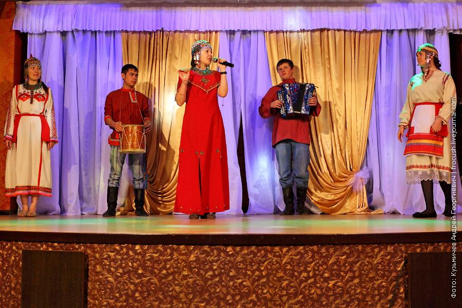 шоу с рассказами о жизни и обрядах Чувашского народа
