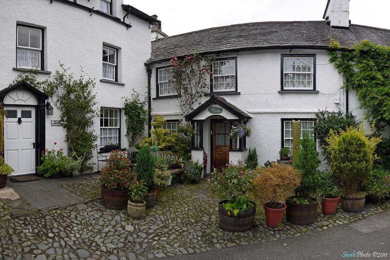 Rose Cottage, Hawkshead, The Lake District, Cumbria