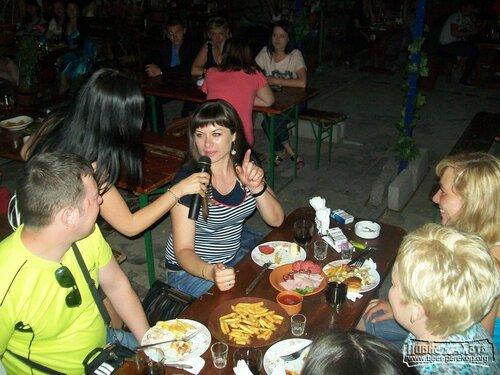 Открытие летнего пивного сезона в Кафе баре