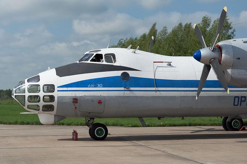 Антонов Ан-30 (RA-26226) ВВС России DSC_9956