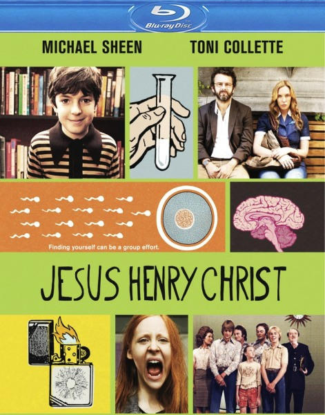 Иисус Генри Христос / Jesus Henry Christ (2012) HDRip