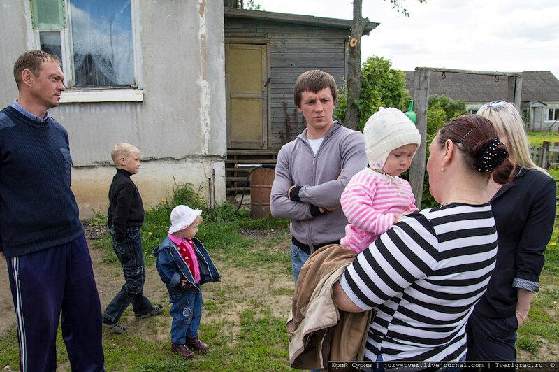 Сонково Тверской области