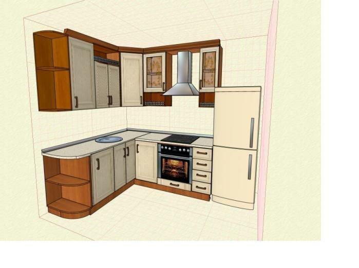 Мебель на заказ. Кухни. Шкафы-купе.