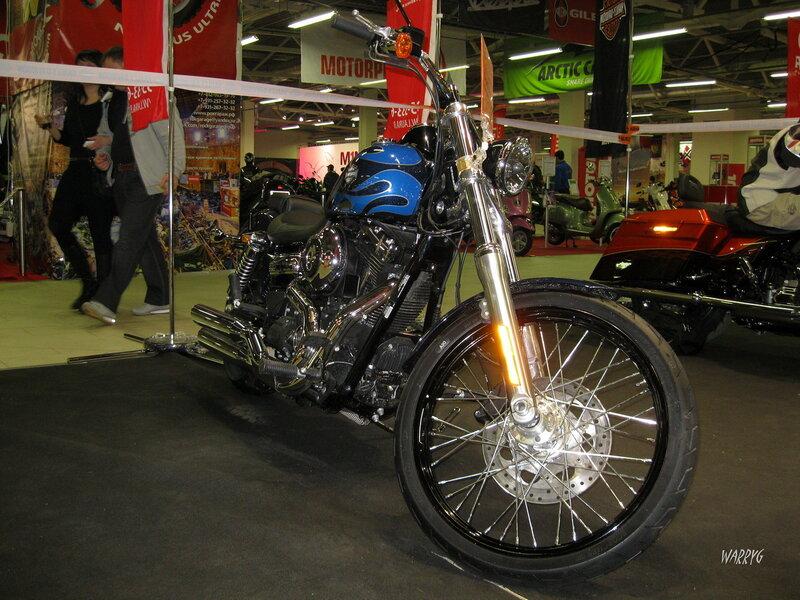 Harley-Davidson.