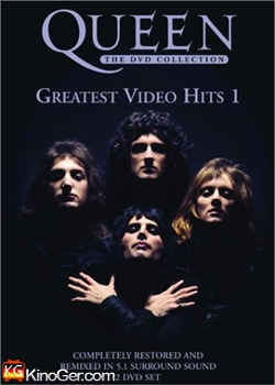 Queen - Greatest Video Hits 1 (2002)