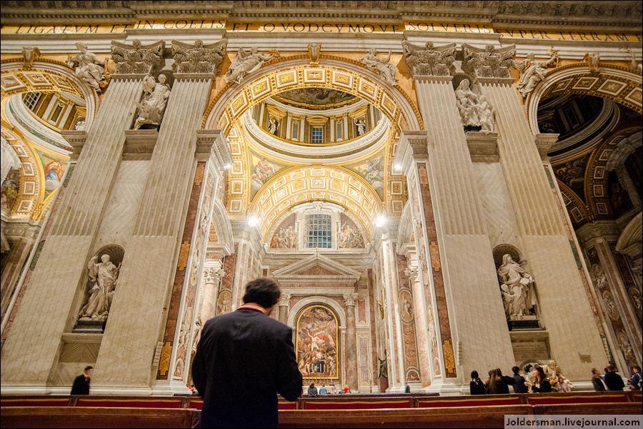 собор святого петра Рим