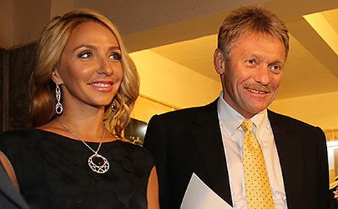 Татьяна Навка выходит замуж