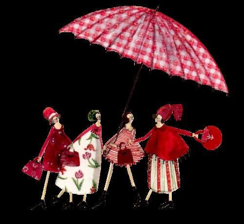 открытки гифки человек с зонтом