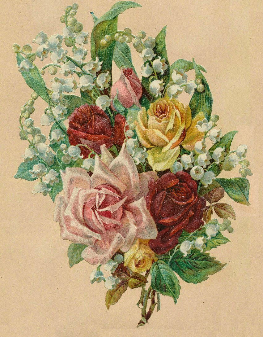 прежде старинные открытки фото цветы песню александр