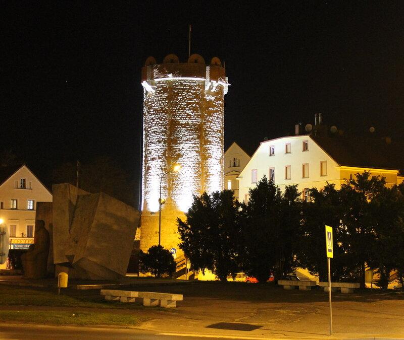 Złotoryja. Forge tower. Złotoryja. Baszta Kowalska