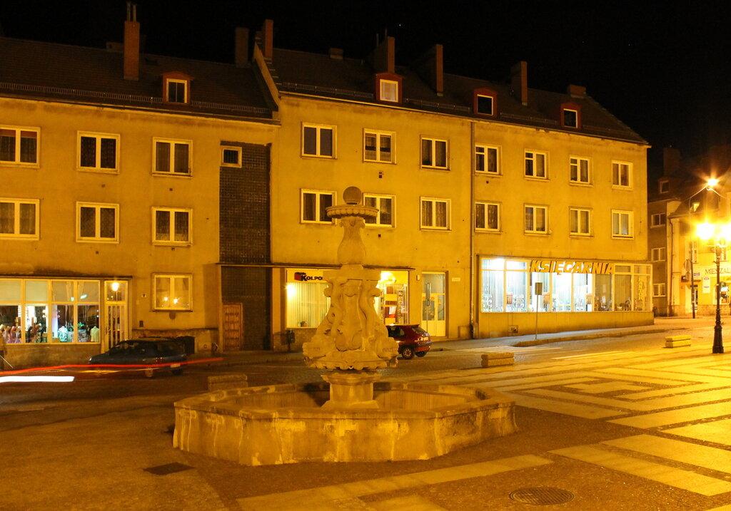Złotoryja. Market square. Złotoryja. Rynek