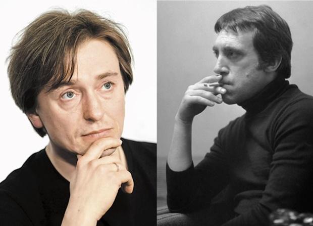 Безруков показал, как он превратился в Высоцкого